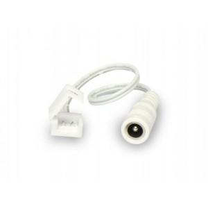 Konektor napájecí pro voděodolné LED pásky 2,1/5,5 pásek 8mm
